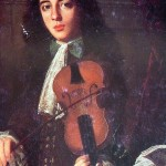 Antonio Gabbiani (1685 ca?) 1st know example of a 4th Violin wound string