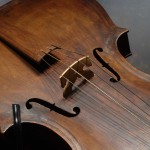 Viola's old wound strings (Bruxelles, Museum Royal Instrumental, 2007)